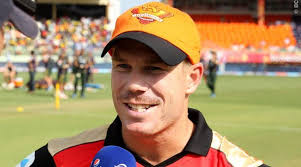 Dave Warner Sunrisers